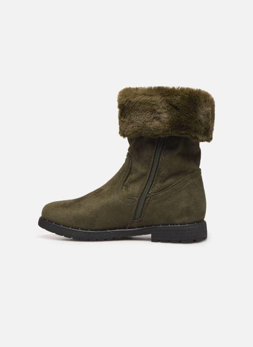 Bottines et boots Xti 55876 Vert vue face