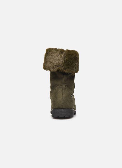 Bottines et boots Xti 55876 Vert vue droite