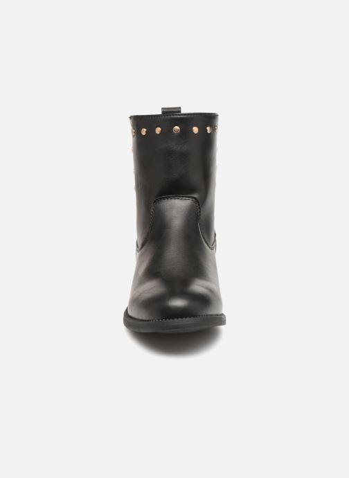 Bottines et boots Xti 55884 Noir vue portées chaussures