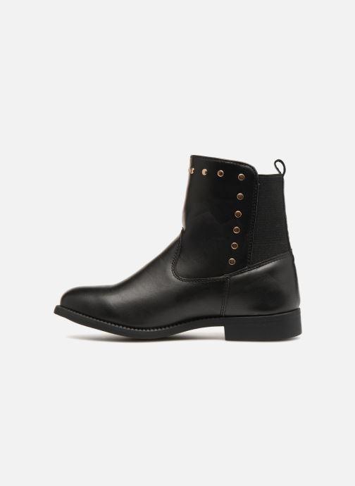 Boots en enkellaarsjes Xti 55884 Zwart voorkant