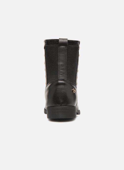 Boots en enkellaarsjes Xti 55884 Zwart rechts