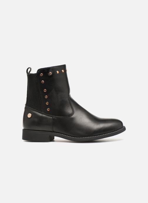 Boots en enkellaarsjes Xti 55884 Zwart achterkant