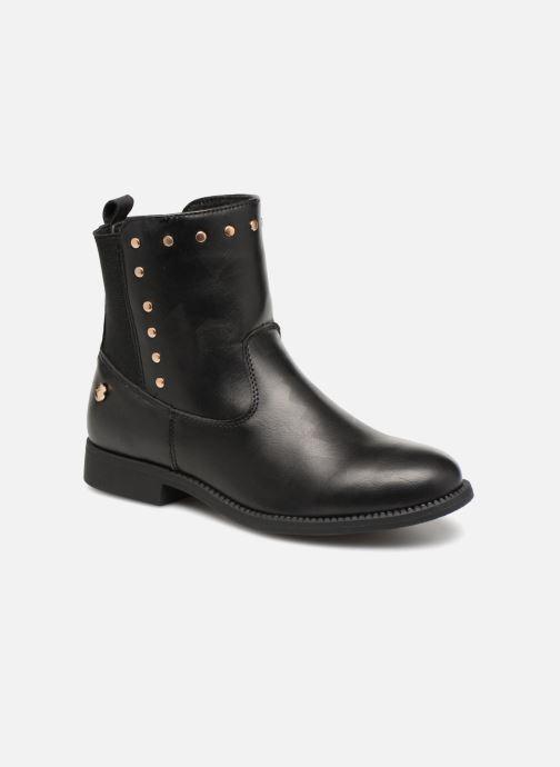 Boots en enkellaarsjes Xti 55884 Zwart detail
