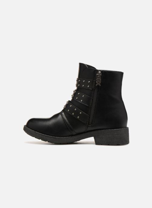 Boots en enkellaarsjes Xti 55892 Zwart voorkant