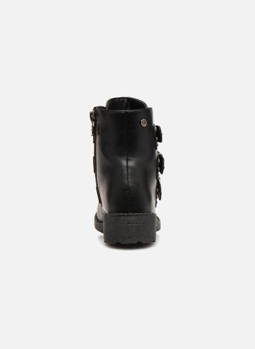 Boots en enkellaarsjes Xti 55892 Zwart rechts