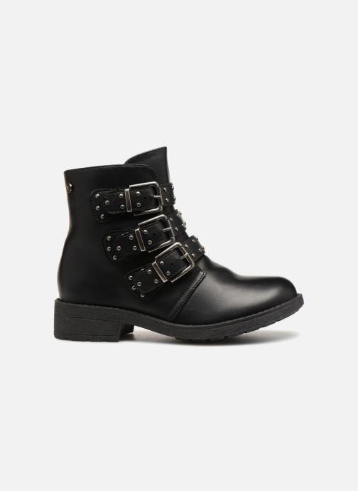 Boots en enkellaarsjes Xti 55892 Zwart achterkant