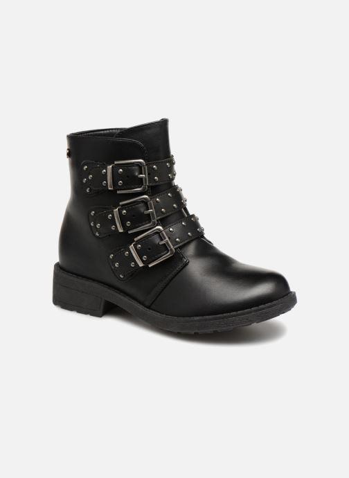 Boots en enkellaarsjes Xti 55892 Zwart detail
