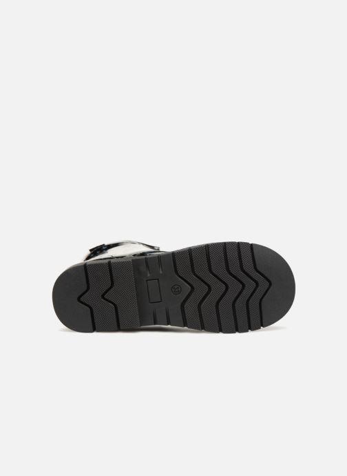 Bottines et boots Xti 55937 Noir vue haut