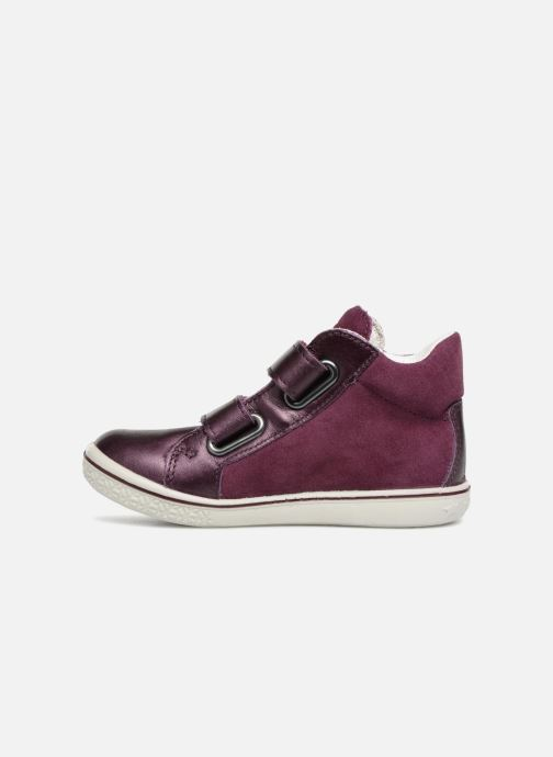 Trainers PEPINO Sia-tex Purple front view