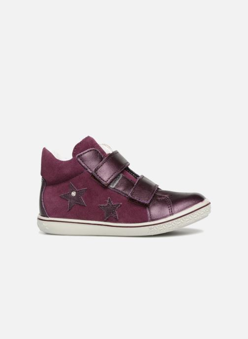 Trainers PEPINO Sia-tex Purple back view