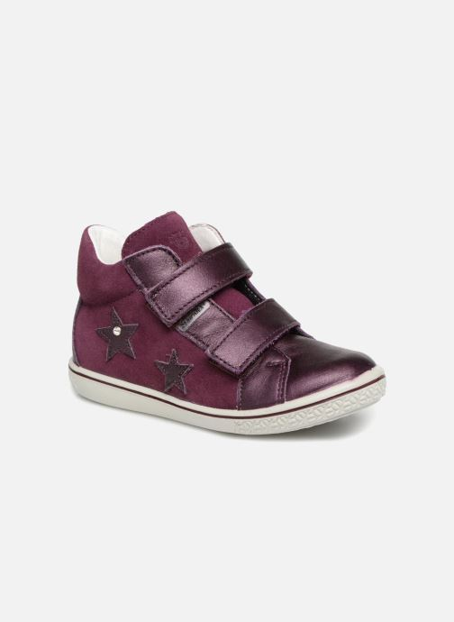 Trainers PEPINO Sia-tex Purple detailed view/ Pair view