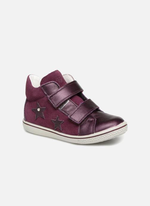 Baskets PEPINO Sia-tex Violet vue détail/paire
