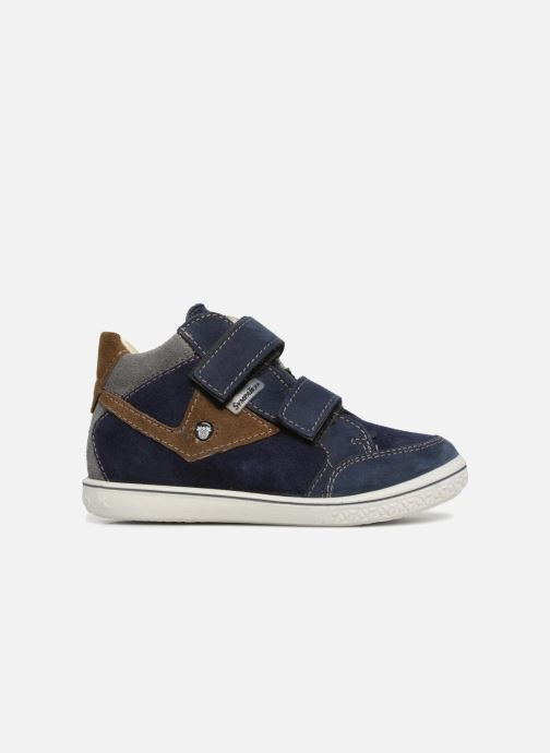 Trainers PEPINO Kimo-tex Blue back view
