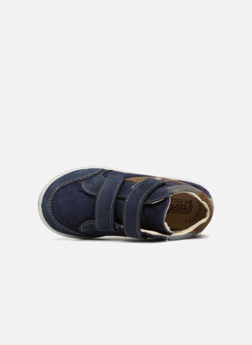 Baskets PEPINO Kimo-tex Bleu vue gauche