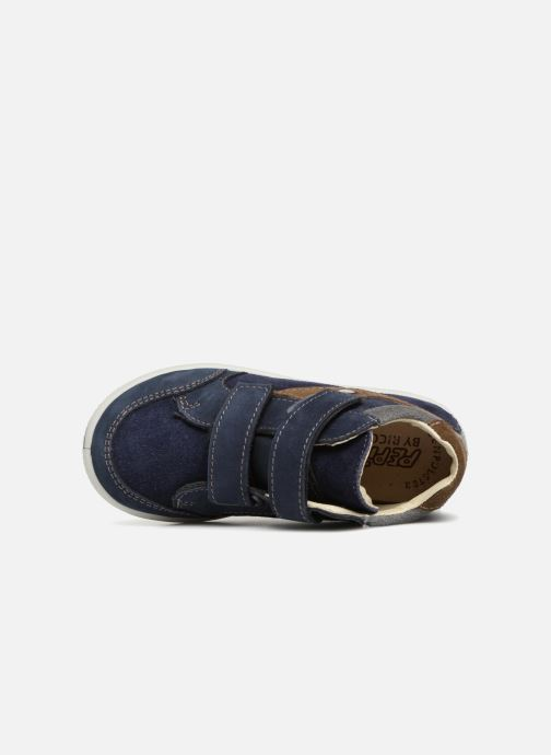 Trainers PEPINO Kimo-tex Blue view from the left