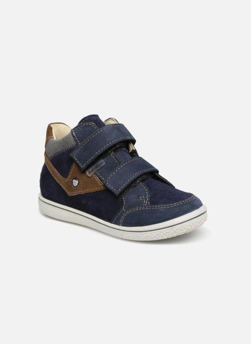 Baskets PEPINO Kimo-tex Bleu vue détail/paire