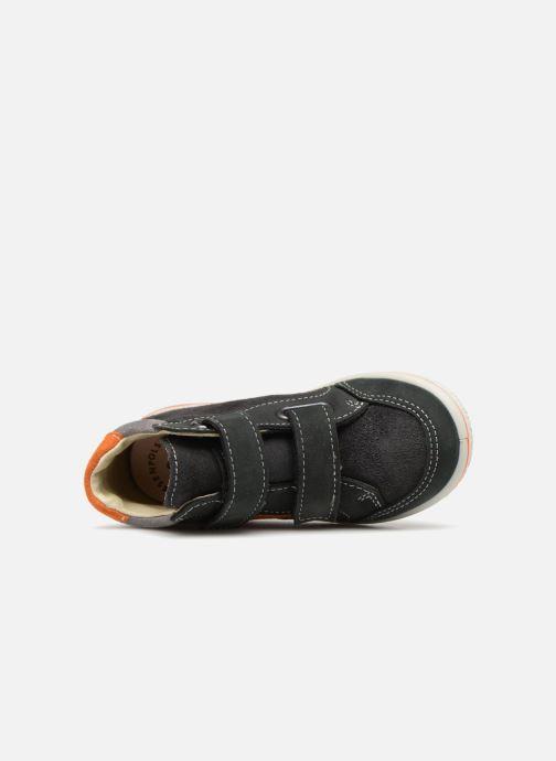 Baskets Pepino Kimo-tex Gris vue gauche