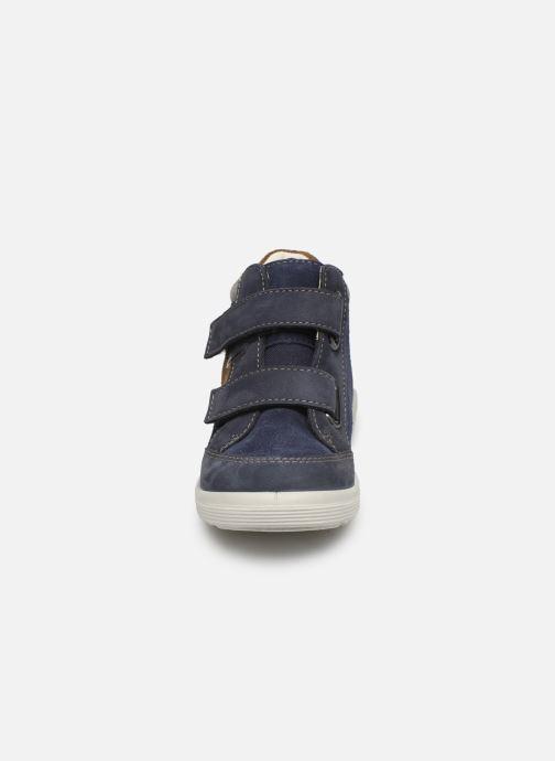 Sneaker Pepino Kimo-tex blau schuhe getragen