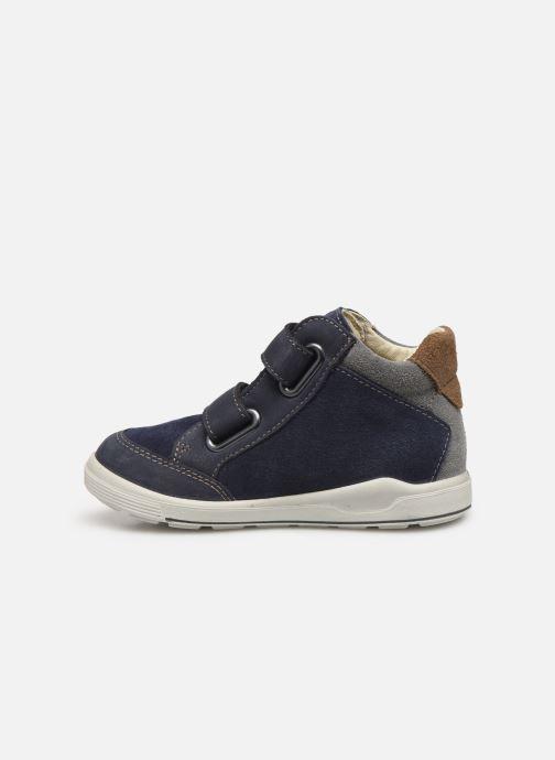 Sneaker Pepino Kimo-tex blau ansicht von vorne