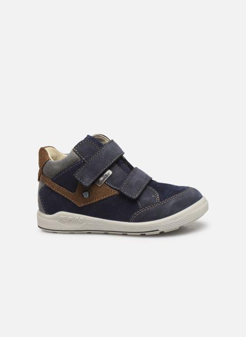 Sneaker Pepino Kimo-tex blau ansicht von hinten