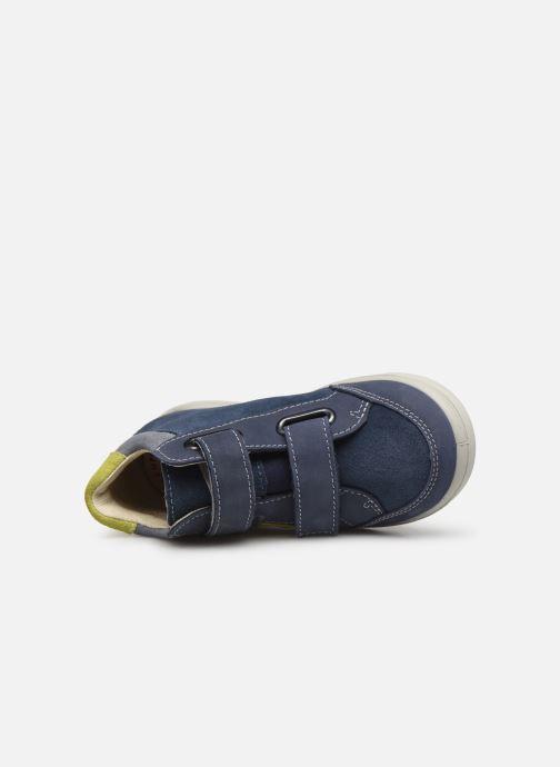 Sneakers PEPINO Kimo-tex Azzurro immagine sinistra