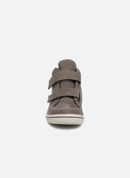 Sneaker Pepino Lara-tex grau schuhe getragen
