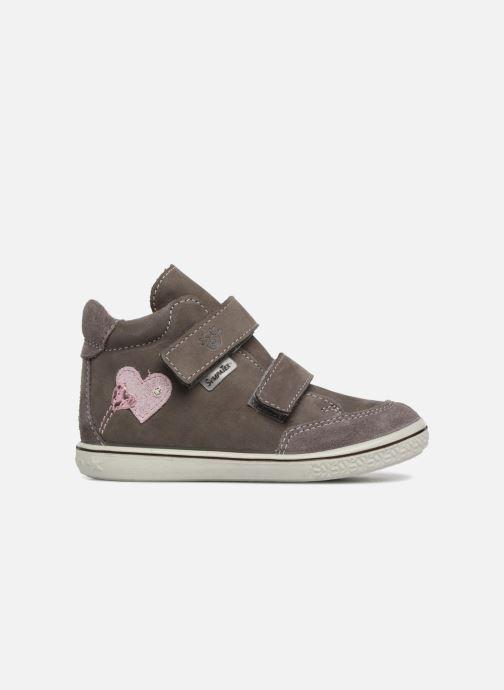 Sneaker Pepino Lara-tex grau ansicht von hinten