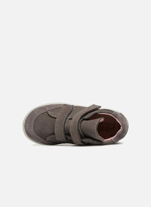 Sneaker Pepino Lara-tex grau ansicht von links
