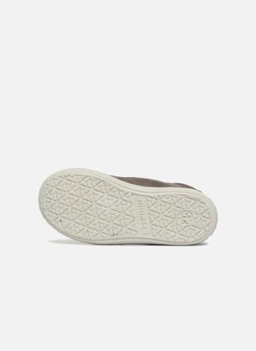 Sneaker Pepino Lara-tex grau ansicht von oben