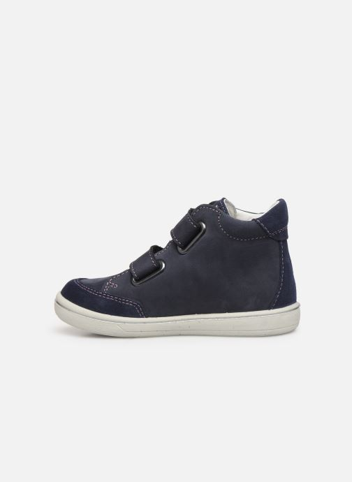 Sneakers PEPINO Lara-tex Blauw voorkant