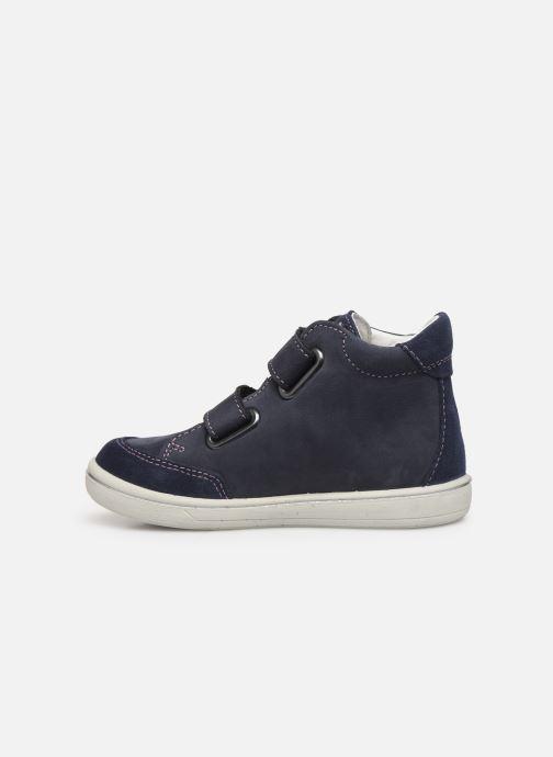 Sneaker Pepino Lara-tex blau ansicht von vorne