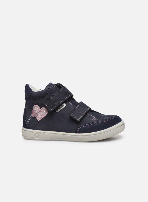 Sneakers PEPINO Lara-tex Blauw achterkant