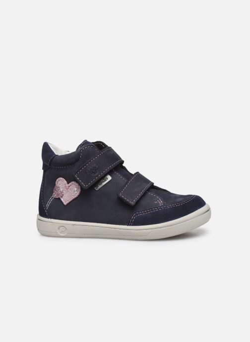 Sneaker Pepino Lara-tex blau ansicht von hinten
