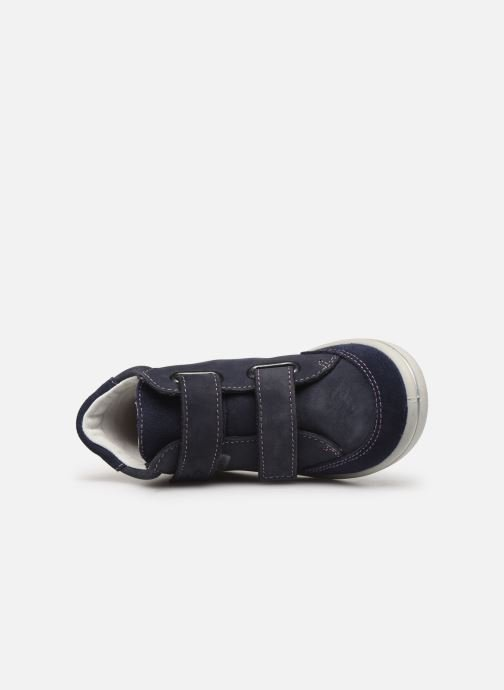 Sneakers Pepino Lara-tex Blauw links