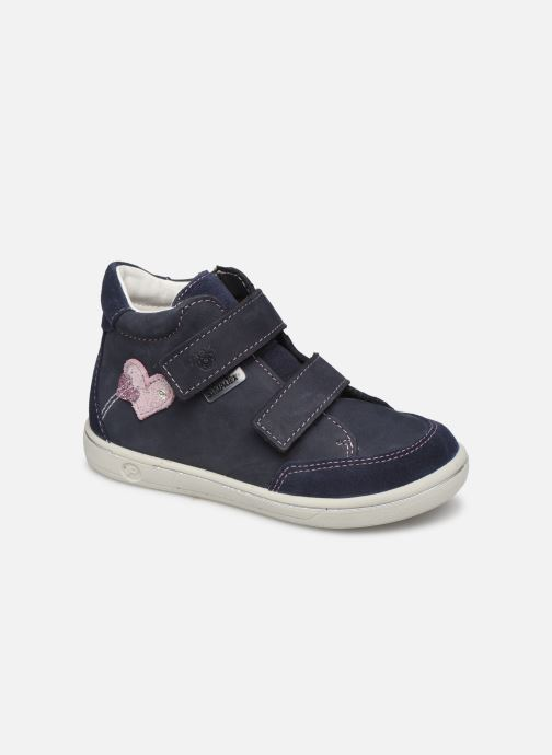 Sneakers PEPINO Lara-tex Blauw detail