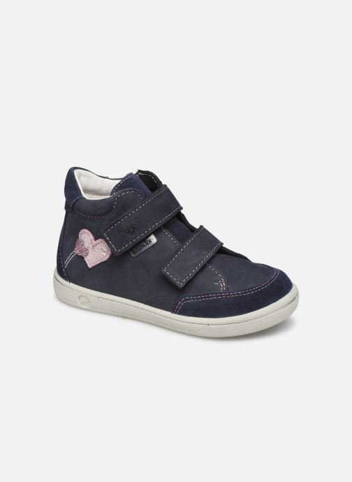 Sneaker Pepino Lara-tex blau detaillierte ansicht/modell