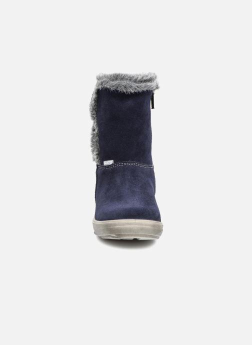 Stivali PEPINO Usky-dry Azzurro modello indossato