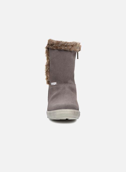 Stivali PEPINO Usky-dry Marrone modello indossato