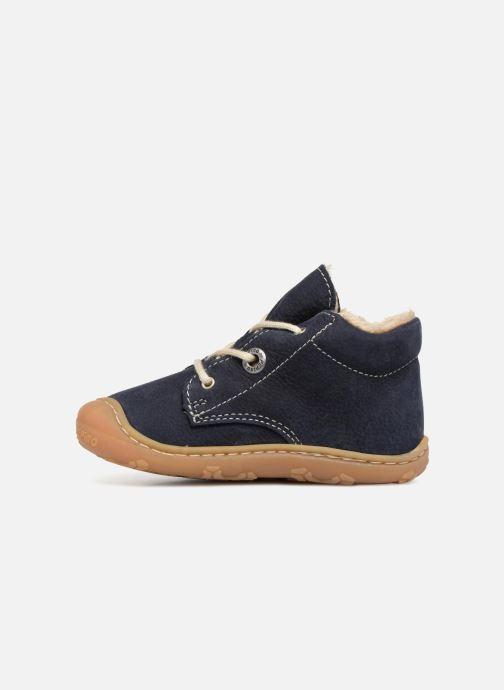 Stiefeletten & Boots PEPINO Corany blau ansicht von vorne