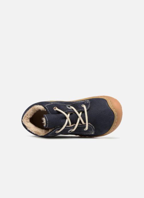 Stiefeletten & Boots PEPINO Corany blau ansicht von links