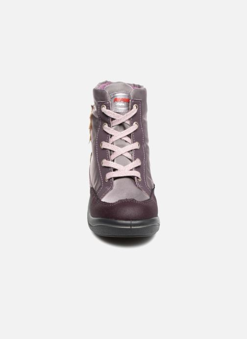 Chaussures de sport Pepino Alina-tex Violet vue portées chaussures