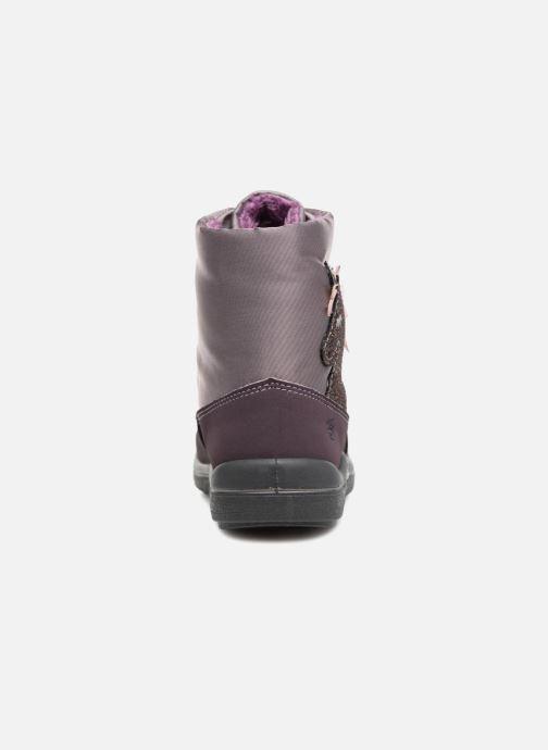 Chaussures de sport Pepino Alina-tex Violet vue droite