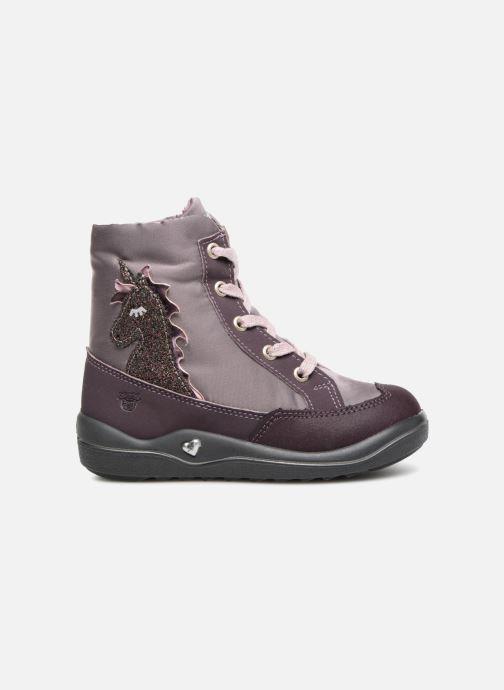 Chaussures de sport Pepino Alina-tex Violet vue derrière