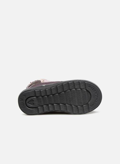 Chaussures de sport Pepino Alina-tex Violet vue haut