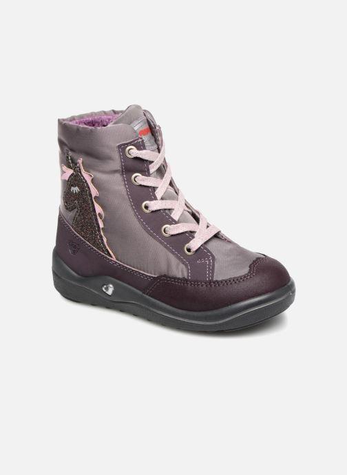 Chaussures de sport Pepino Alina-tex Violet vue détail/paire