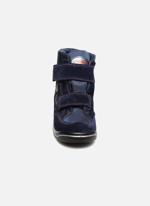 Chaussures de sport Pepino Hildi-tex Bleu vue portées chaussures