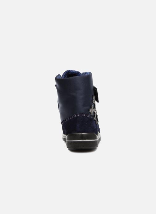 Chaussures de sport Pepino Hildi-tex Bleu vue droite