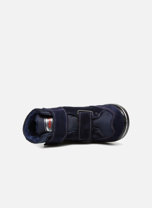 Chaussures de sport Pepino Hildi-tex Bleu vue gauche