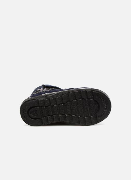 Chaussures de sport Pepino Hildi-tex Bleu vue haut
