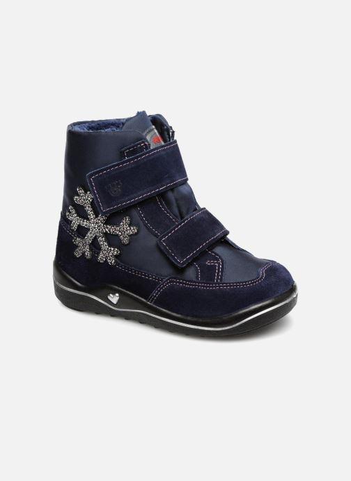 Chaussures de sport Pepino Hildi-tex Bleu vue détail/paire